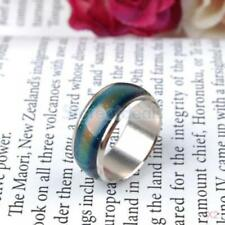 2x Kids Child Stylish Temperature Color Change Mood Ring US Size 5