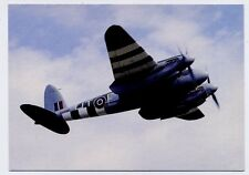De Haviland Mosquito T.3 RR299 aircraft Postcard