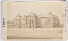CDV:  The Japanese Palace, Dresden, circa 1870s