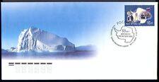Rusia 2009 Polar/Antártico/Tractor/clima FDC n29979a
