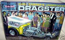 polar lights 1/25 CARL CASPER'S UNDERTAKER DRAGSTER SHOW CAR