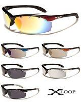 X Loop Sports Vented Baseball Cycling Golf Running Triathalon Sunglasses XL267