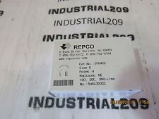 REPCO GENERAL ELECTRIC SIZE 0 9704CG CONTACT KIT 4 POLE NEW IN BOX