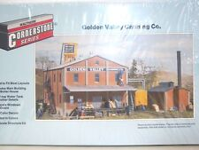 Ho Walthers Cornerstone Kit Golden Valley Canning Building Still Sealed