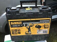 Dewalt 18v cordless drill case ONLY DCD985M2 will fit a range of dewalt cordless