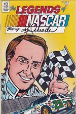 KEN SCHRADER LEGENDS OF NASCAR #3 NM UNREAD #72467-5 BR2 VORTEX