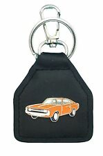 VH Valiant Charger, Orange    Quality Leather Key