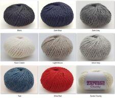 Zarela Chunky Super Soft 100% Luxurious Baby Alpaca Yarn - Variety of Colours