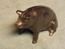 Still Banks, Sitting Pig.