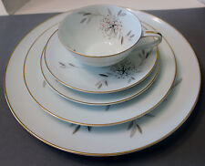 NORITAKE HELENE 5602 FIVE PIECE PLACE SETTING