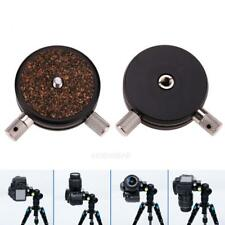 360 Degree Panoramic 1/4'' Camera Ball Head Quick Release Plate for DSLR Tr #gib