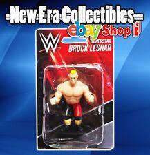 WWE - Superstar - Brock Lesnar - Mini Figurine - Beverly Hills Teddy Bear - 2016
