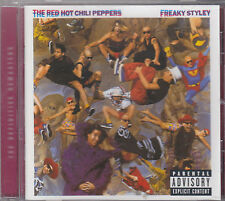 THE RED HOT CHILI PEPPERS - freaky styley CD