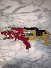 Power Rangers Dino Charge Morpher Legacy T-Rex Super Morph Blaster Set