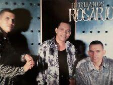 Los Hermanos Rosario Bomba 2000  MUSIC CD