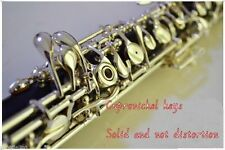 Semiautomatic Oboe with 3rd Octave Key with E Key Silver Plated C Key