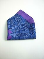 Luxury Stefano Clutch Bag Foulard New Silk Original - Made IN Italy