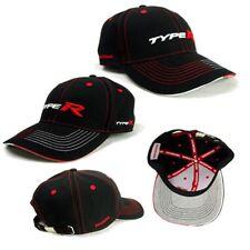 New! Genuine Honda Type R Black curved Peak Baseball Cap (Civic/Integra)