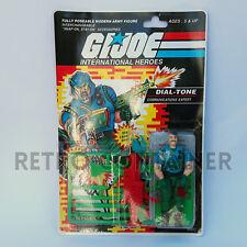 G.I. JOE GI JOE - DIAL-TONE - MISB MOC (Russian Funskool) New in Sealed Box