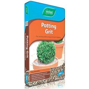 Westland Horticultural Potting Grit Bag - 20kg Buy 2 get free gloves