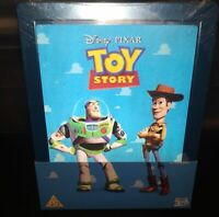 [Blu-ray] TOY STORY Steelbook Lenticular - VF INCLUSE - NEUF SOUS BLISTER