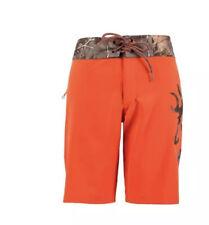 Browning Youth Buckmark Salamander Realtree Xtra Reedy Board Shorts Sizes M,L,XL