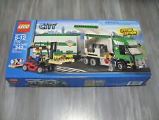 Lego City #7733 Truck & Forklift  NEW & Sealed  343 Pieces!