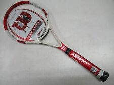 """**NEW OLD STOCK* WILSON SIX ONE 95S """"SPIN EFFECT"""" TENNIS RACQUET (4 1/4)"""