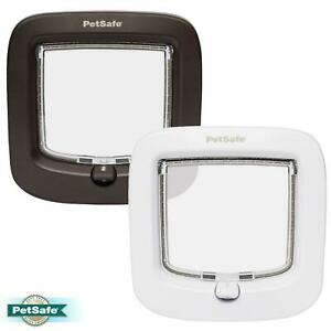 PetSafe Staywell Manual Locking Catflap, Extension Tunnels deluxe pet door