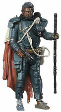 "Star Wars Rogue One Jedha Revolt Saw Gerrera 3.75"" Loose"
