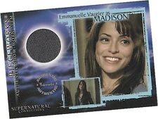 Supernatural Connections: PW11 Emmanuelle Vaugier Madison Jacket Pieceworks Card