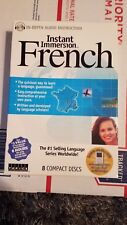Instant immersion french 8 disc