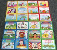 24 Kindergarten First Grade Beginning Learn to Read Children's Books Lot. NEW