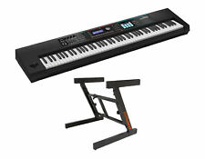 Roland Juno-Ds88-Stand-K 88-Key Synthesizer with Z-Style Keyboard Stand