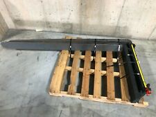 "Used Forklift Forks + 72"" Long Class 3 + 8000 Capacity"