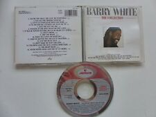 BARRY WHITE The collection  834790 2    CD ALBUM