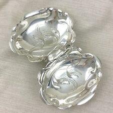 WMF Art Nouveau Silver Plate Strawberry Basket Large Serving Bowl German ORIVIT