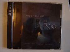 Gerald Friese liest EDGAR ALLAN POE - E.A. POE - DOPPEL CD Hörspiel GRUSEL