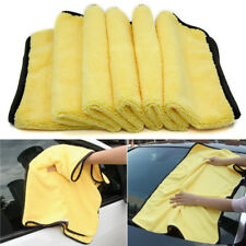 Super Absorbent Car Wash Microfiber Towel Large Size Window Clean Drying Cloth