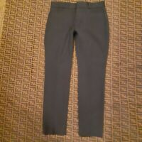 WOMEN'S BANANA REPUBLIC  JACKSON FIT SIZE PETITE 0P BLACK DRESS PANTS