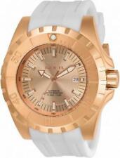 Invicta Pro Diver 23803 Men's Round Automatic Date Rose Gold Tone & White Watch