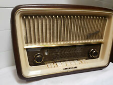 Tubos radio radio antigua valvulas de sonido Telefunken Gavotte 8 pequeño radio