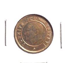 CIRCULATED 2011 10 KURUS TURKEY COIN (60516)!!!