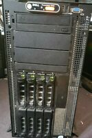 Dell Poweredge 2900 Server (Intel E5420 2.5GHz X 2; RAM4GB ; 4 X 250GB