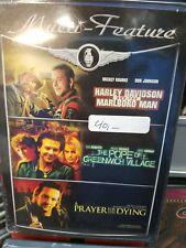 Harley Davidson And The Marlboro Man/Pope Greenwich Village/Prayer For Dying DVD