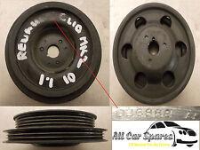 Renault Clio Mk2 1.1 / 1.2 - Crank Shaft / Crankshaft Pulley