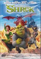 Dvd DreamWorks **SHREK SHEREK 1 UNO** nuovo sigillato 2001