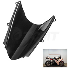 Front Windshield Windscreen Black Fit For Triumph Daytona 675R 2013-2017 2014