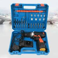 18V Cordless Drill Driver Lithium-Ion Combi Drill Electric Screwdriver brand new