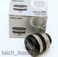 New PENTAX Official 08 WIDE ZOOM LENS for Pentax Q Mount 22827 F3.7-4 from Japan